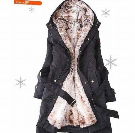 Manteau femme de marque en solde
